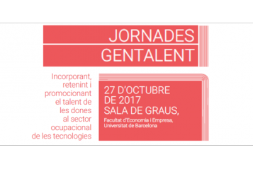cartell jornades GENTALENT