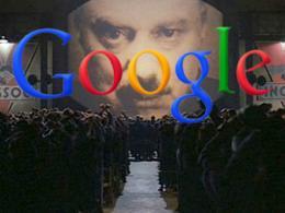 Google 1984 Big Brother